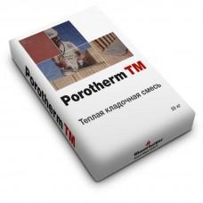 Раствор кладочный Wienerberger Porotherm TM 20 кг