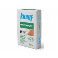 Унтерпутц Кнауф штукатурка цементная фасадная 25кг